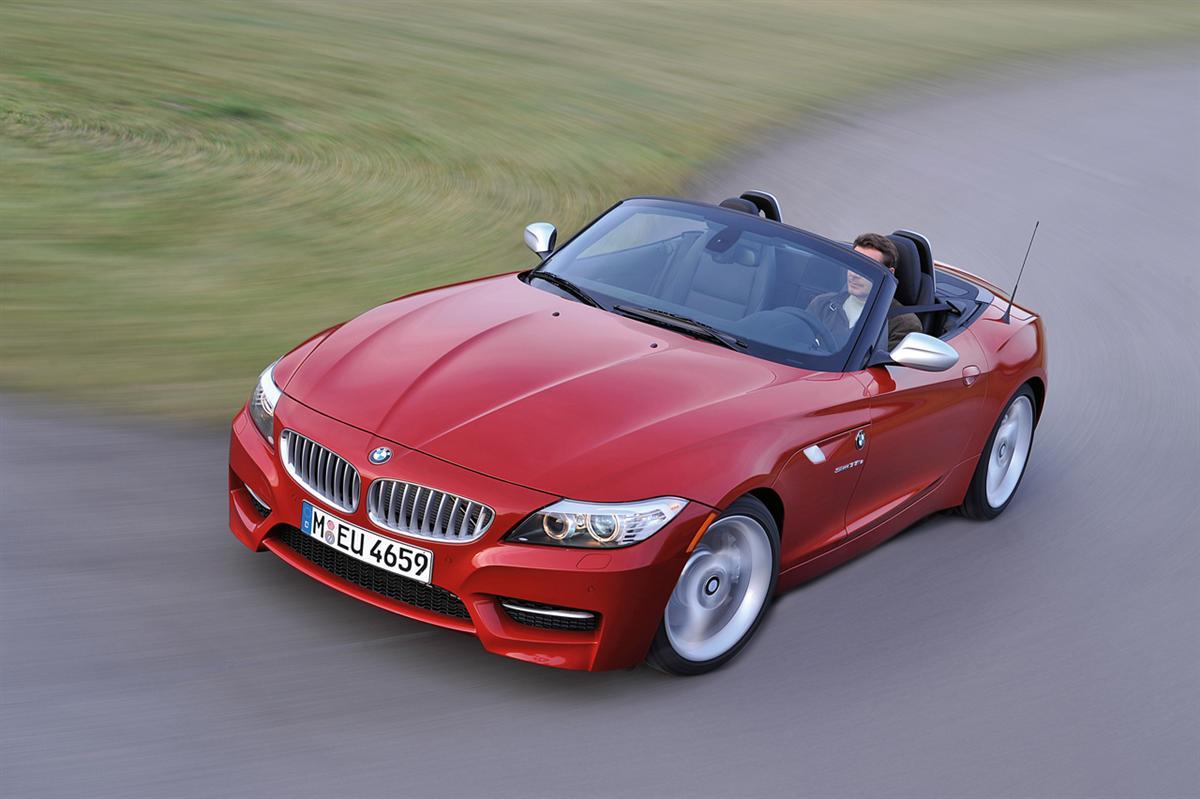 BMW Z4 sDrive35is (11/2009)