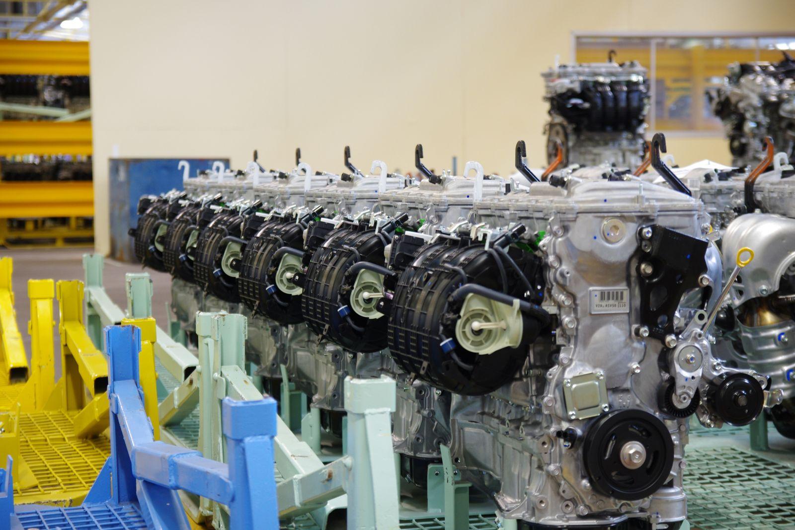 Toyota Australia Kicks Off Engine Exports To Thailand, Malaysia