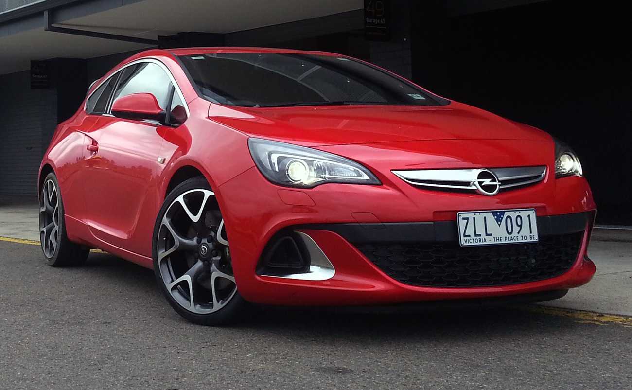 2013 Opel Astra OPC Launch Review