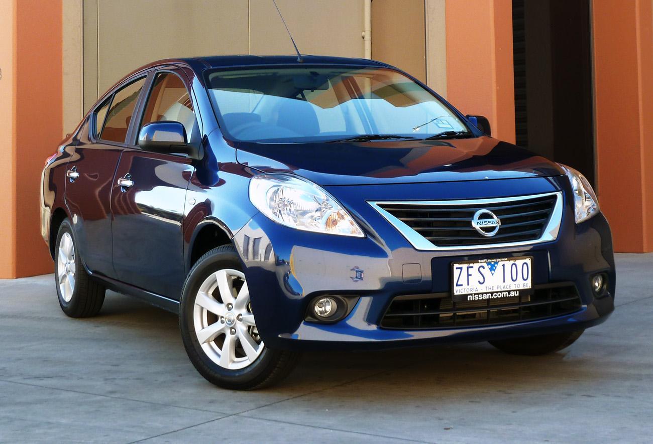 2012 Nissan Almera Ti Review