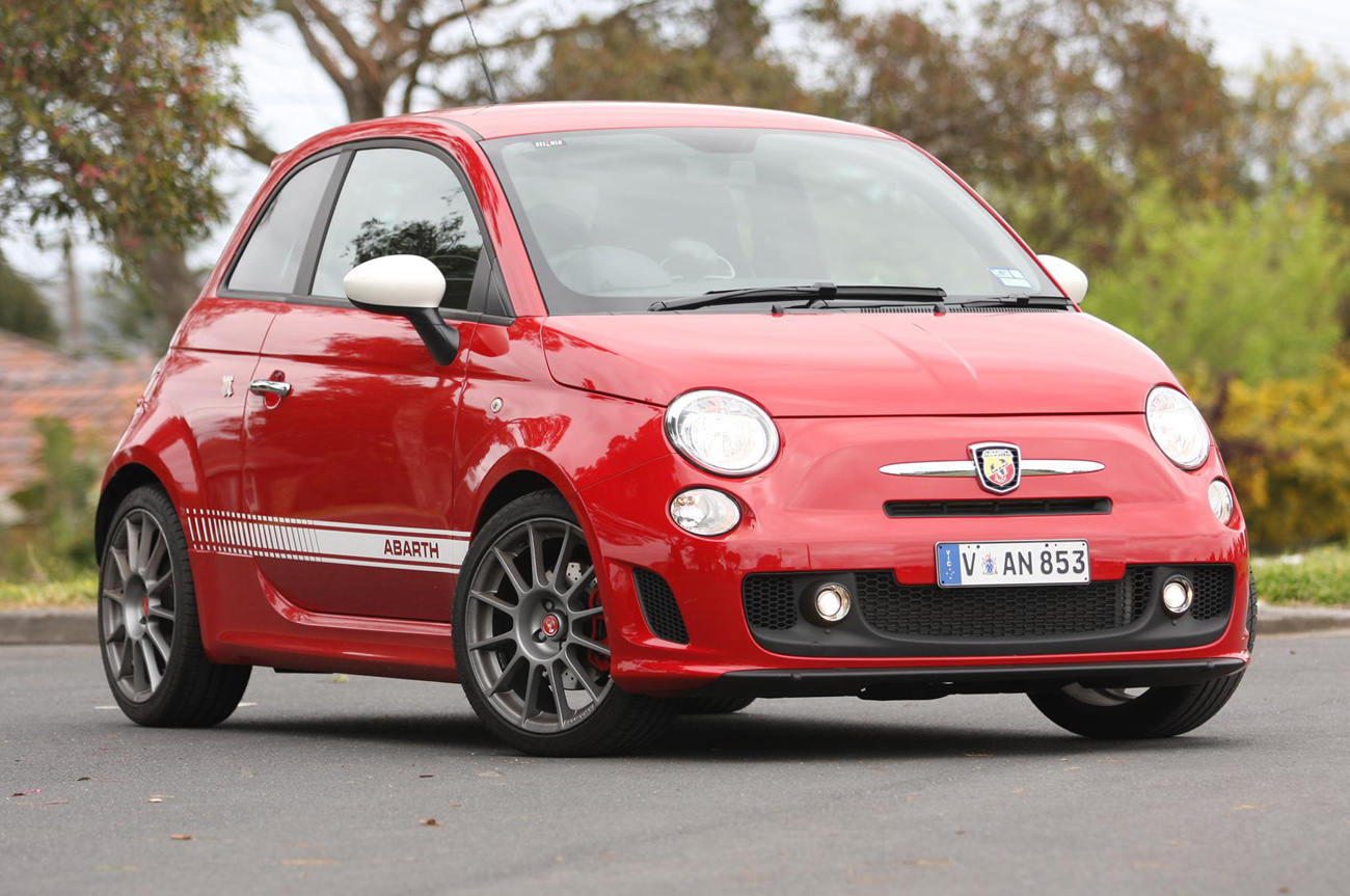 2012 Abarth 500 Esseesse Review