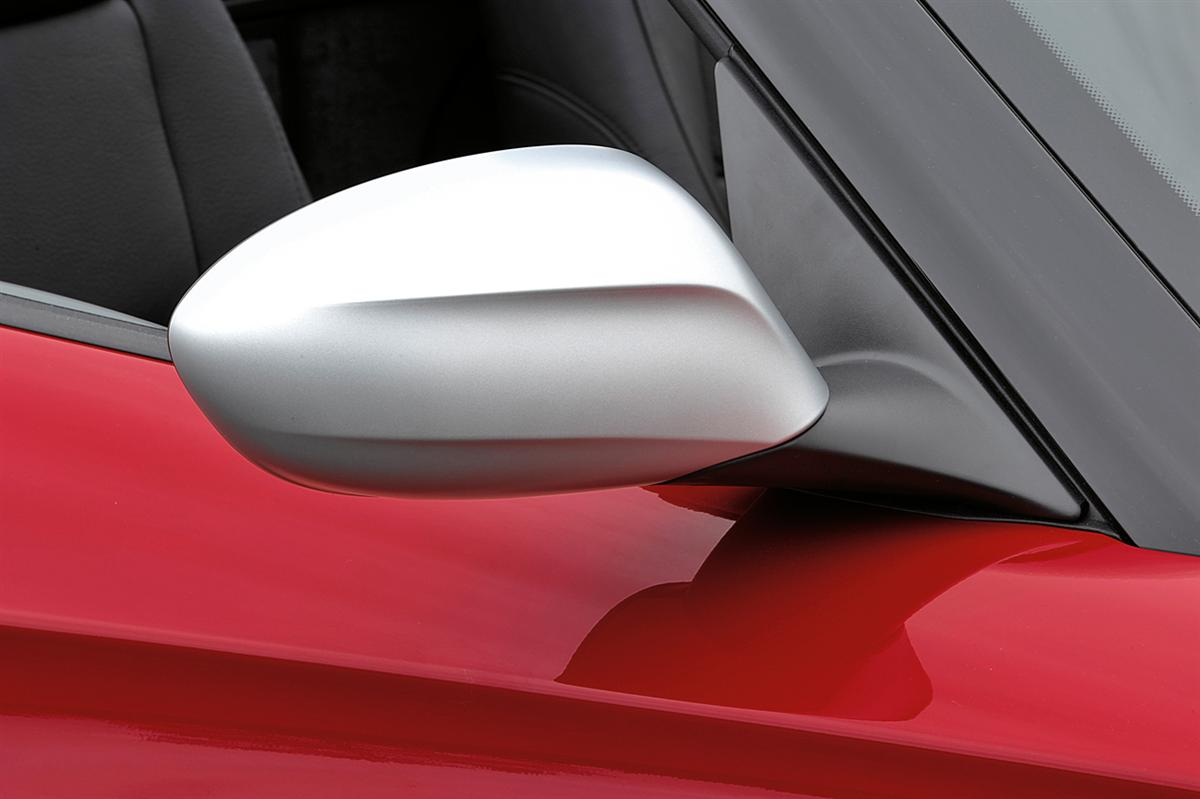 BMW Z4 sDrive35is, Side mirror (11/2009)