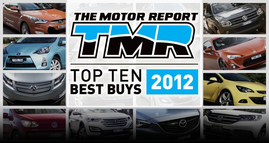 TMR 'Best Buy' Contenders For 2012
