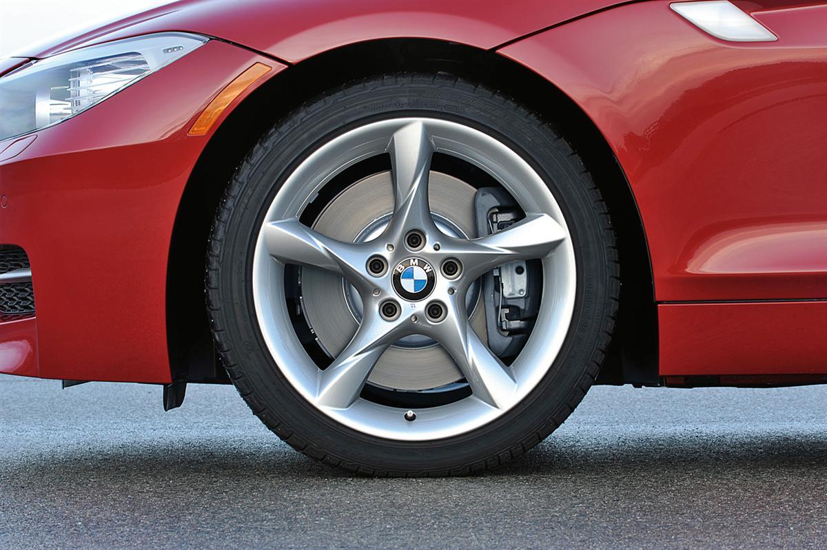 BMW Z4 sDrive35is, Wheel (11/2009)