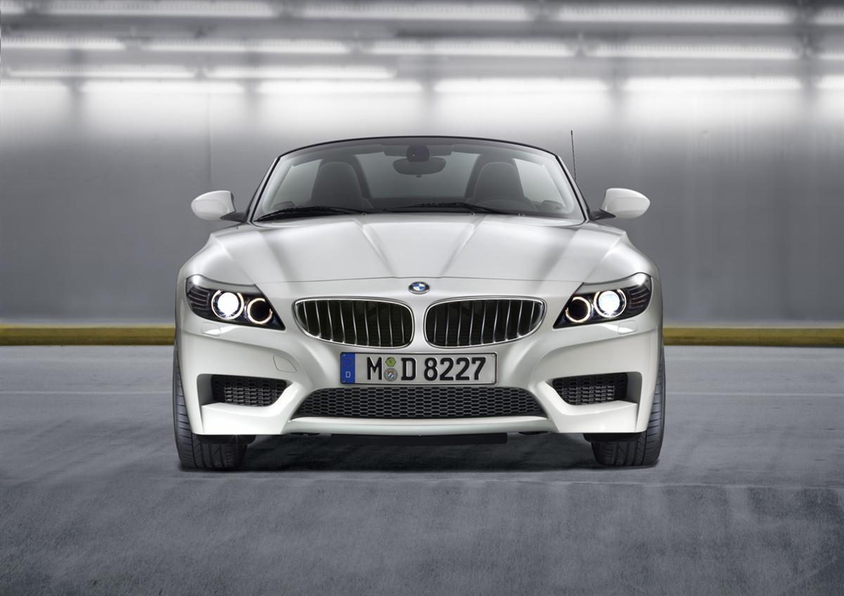 BMW Z4 M Sport package (11/2009)