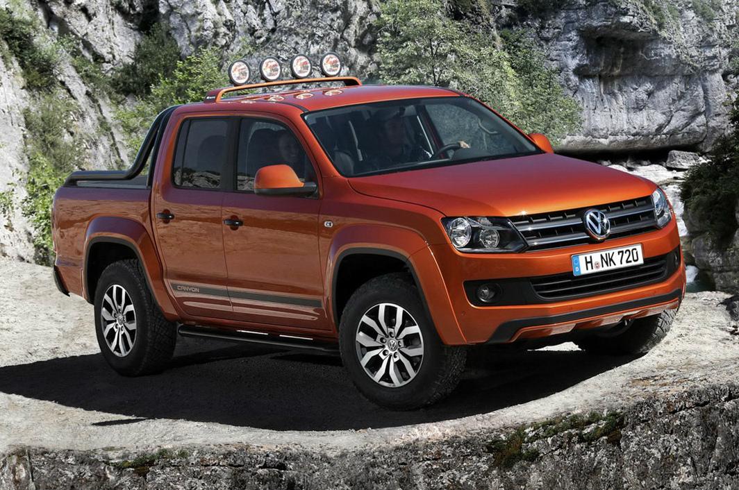 Volkswagen Amarok Canyon Makes Production Debut In Hanover