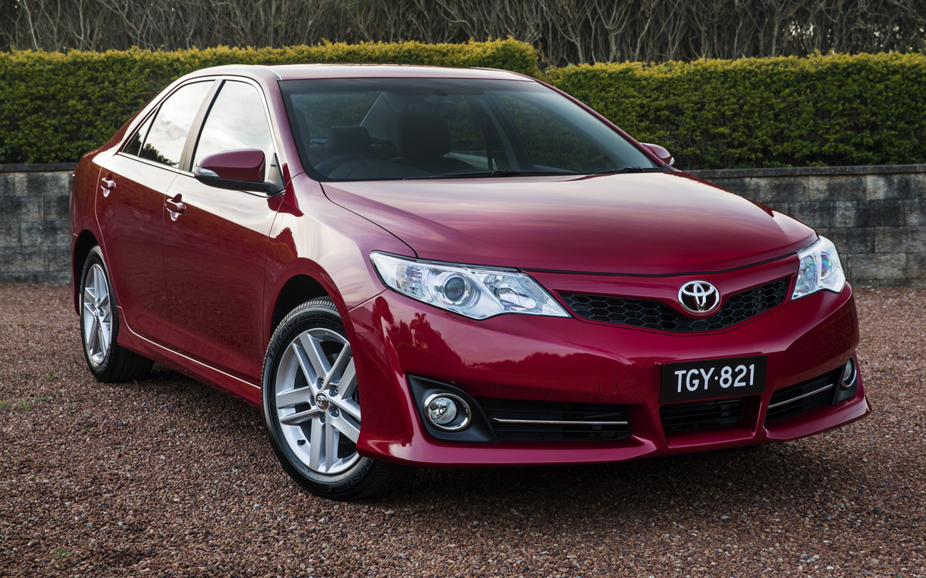 Toyota Camry Atara R Special Edition On Sale In Australia