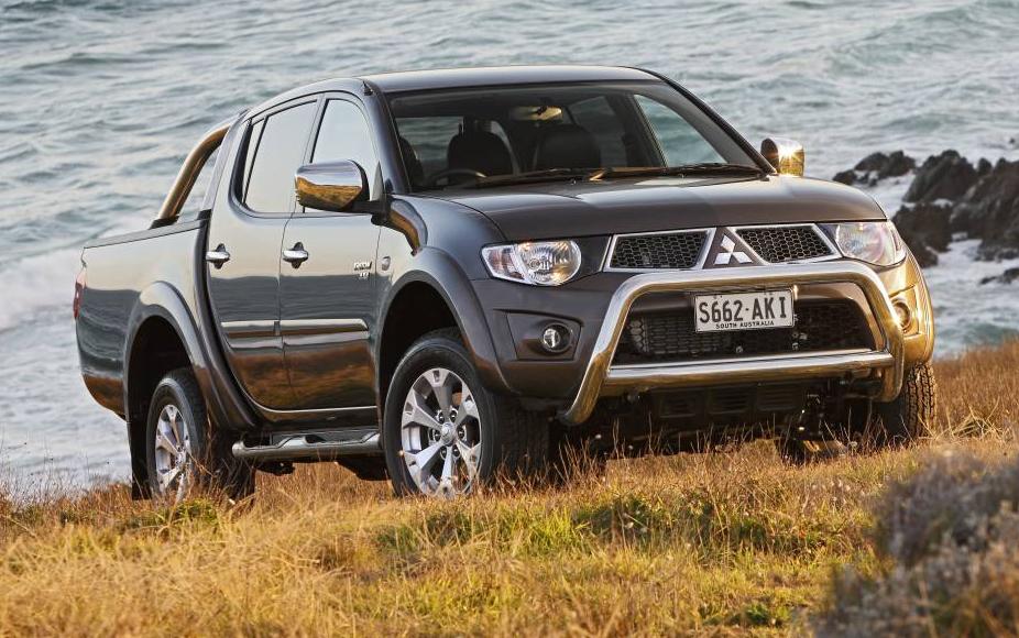 2014 Triton Design Will Share Nothing With Nissan Navara: Masuko