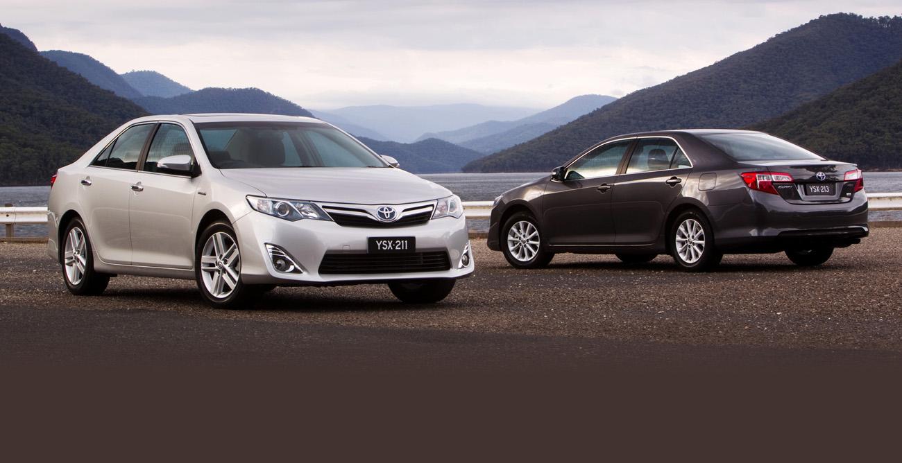 Toyota Offers Zero Percent Finance On Australian-built Camry, Aurion