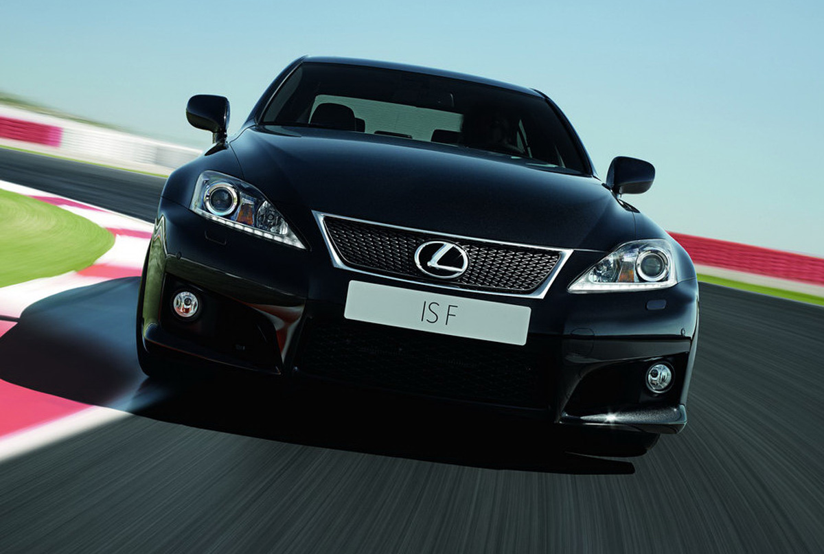 2014 Lexus IS F Could Follow M3 With Turbo-Six Power: Report