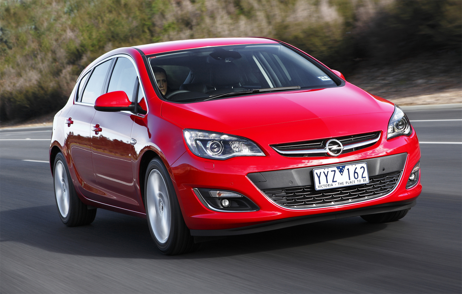 2013 Opel Astra Hatch And Tourer, Astra GTC On Sale In Australia