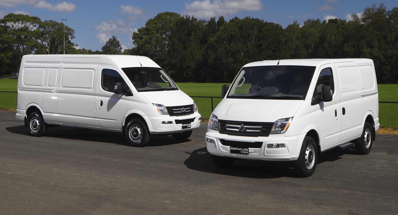 WMC Secures SAIC Commercial Vehicle Distribution For Australian Market