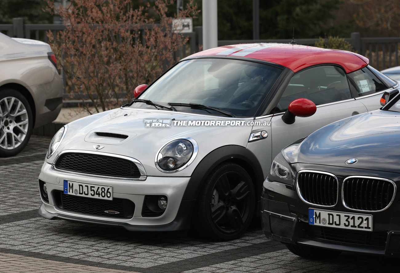 Mini JCW GP Coupe Canned: Report