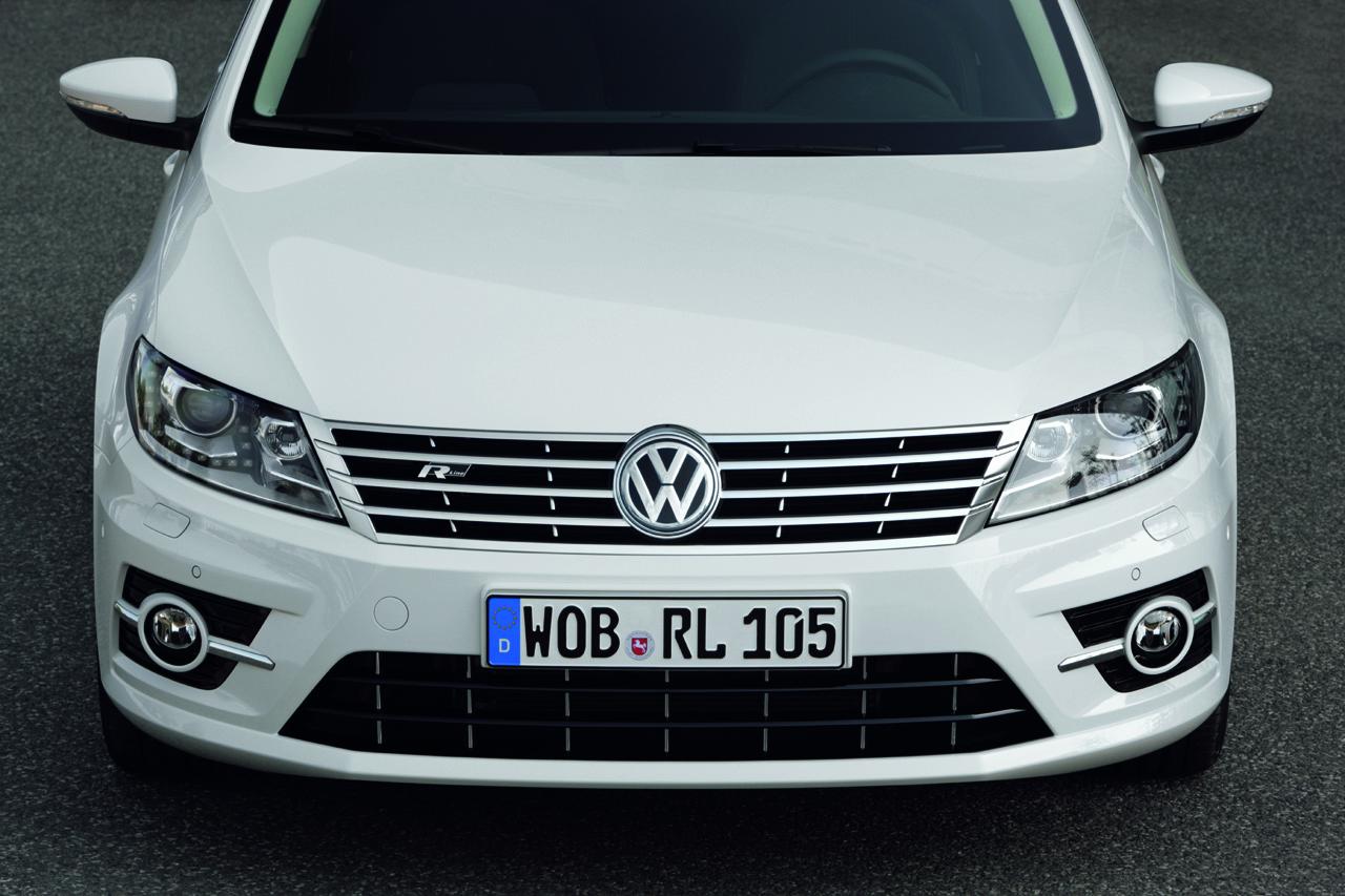 Volkswagen CC R-Line Hits Europe