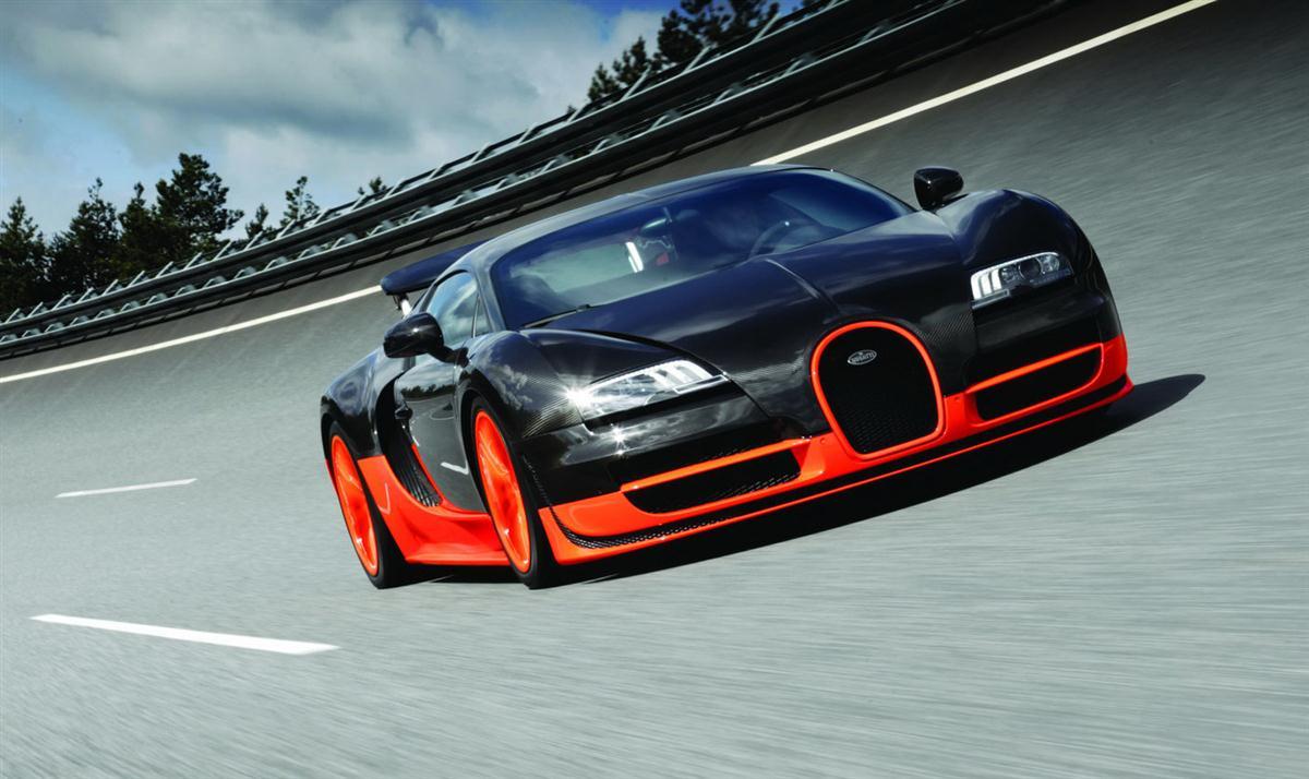 Bugatti Engineer Says Next Veyron Is Underway
