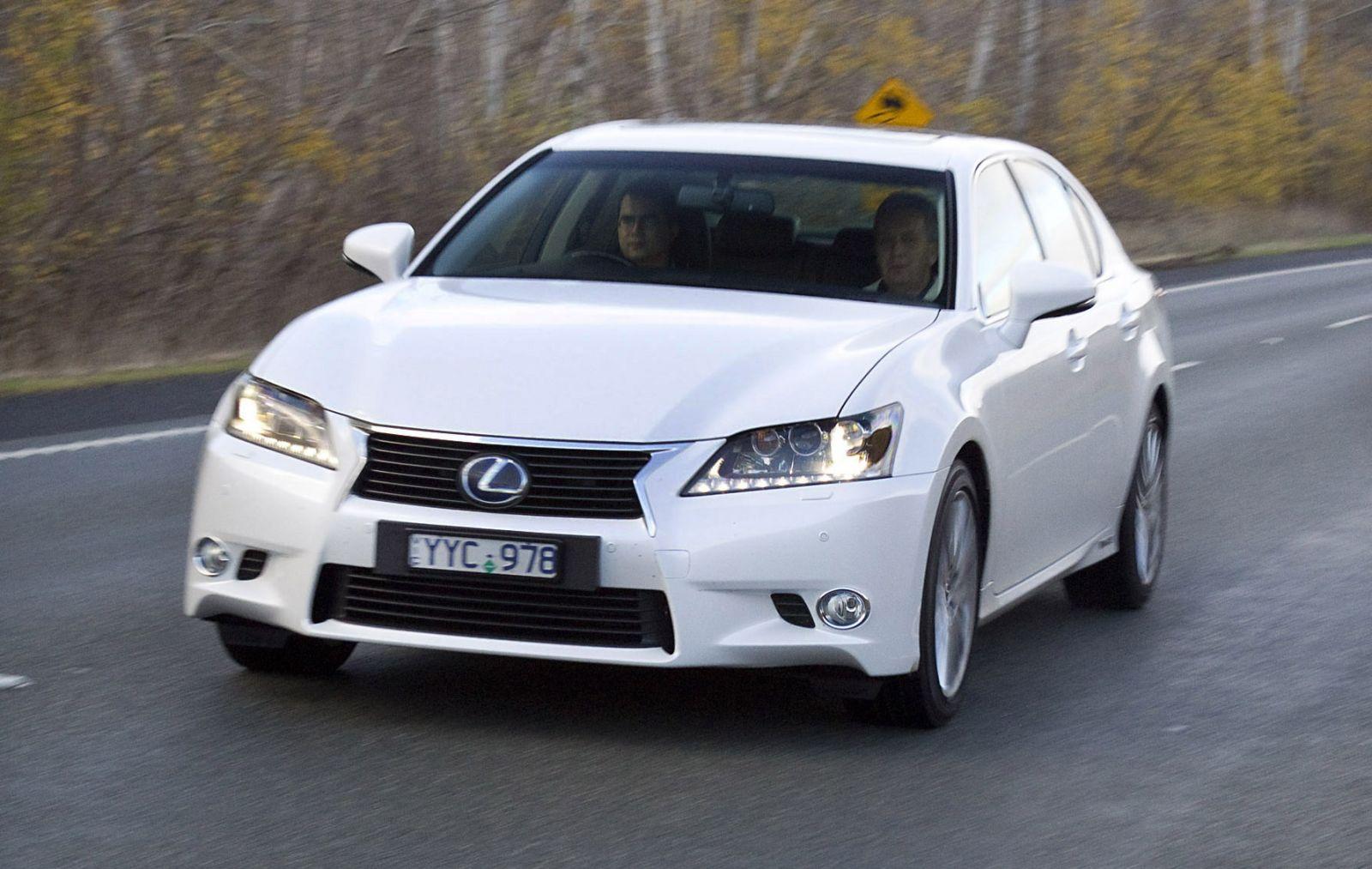 2012 Lexus GS 450h First Drive Review
