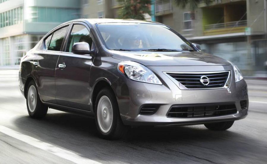 Nissan Almera On Sale In Australia From August