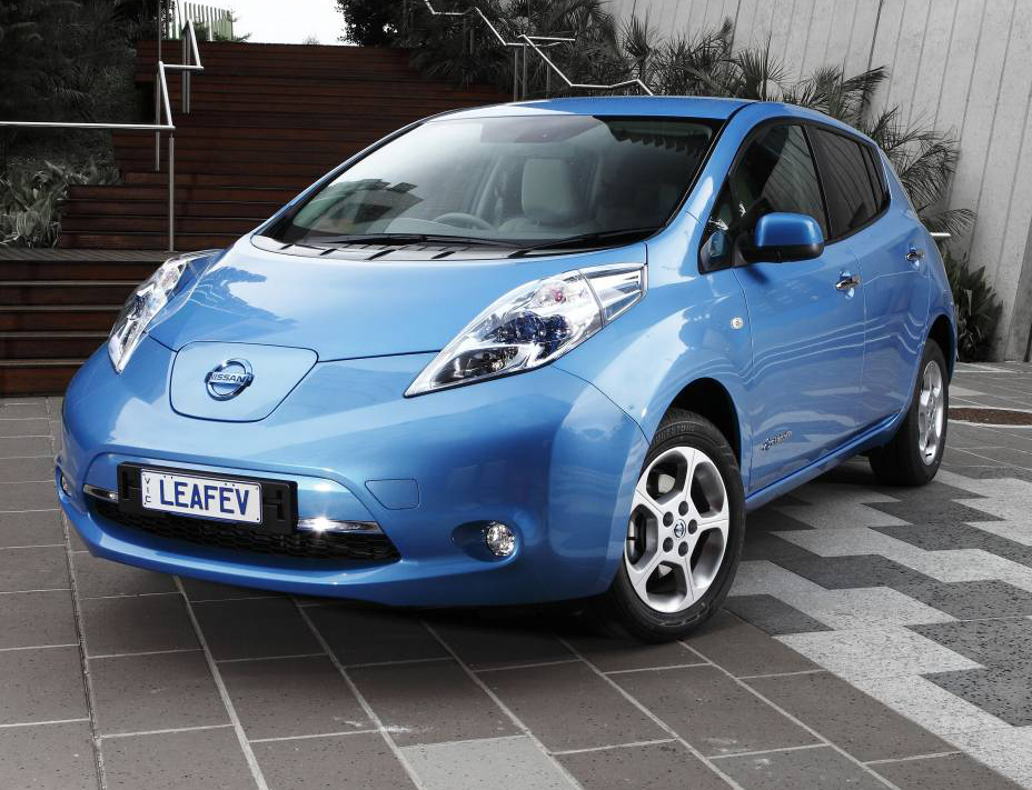 Nissan Australia Partners With Origin As Preferred LEAF Charging Service