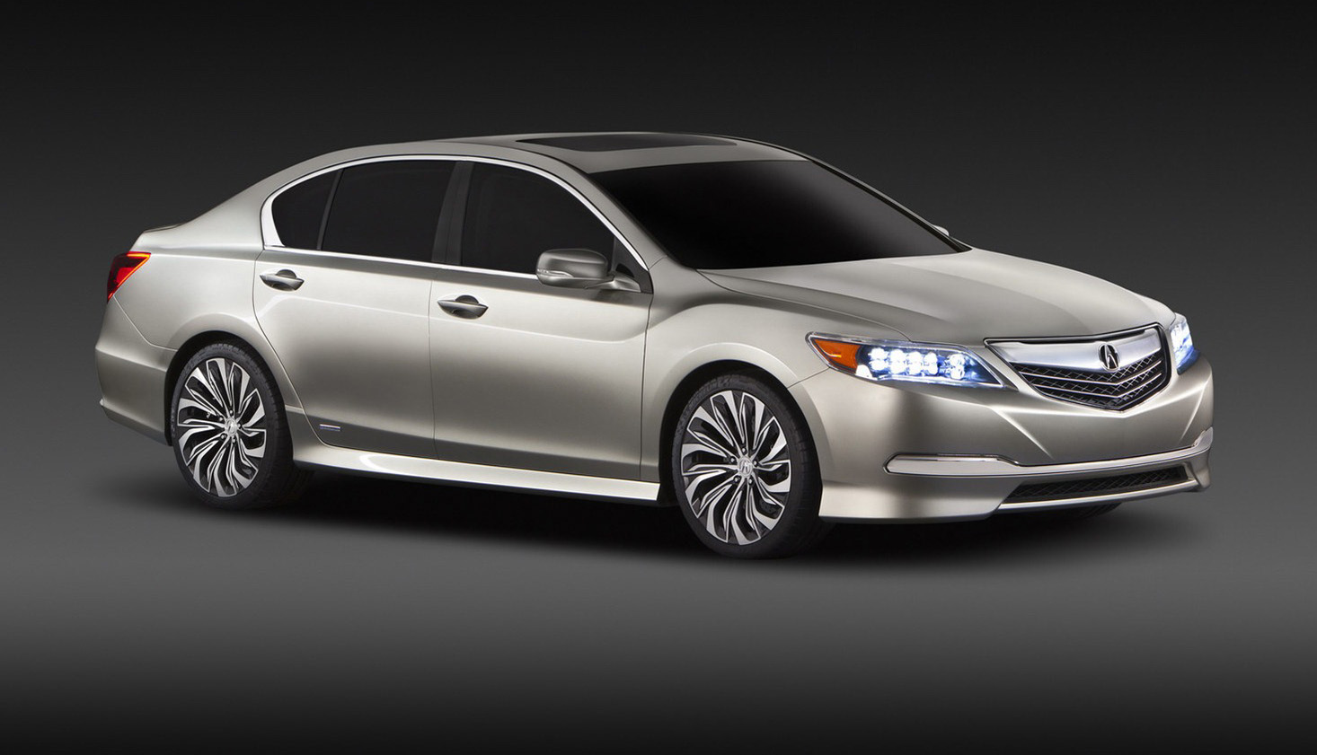 2013 Acura RLX Revealed: Is This The New Honda Legend?