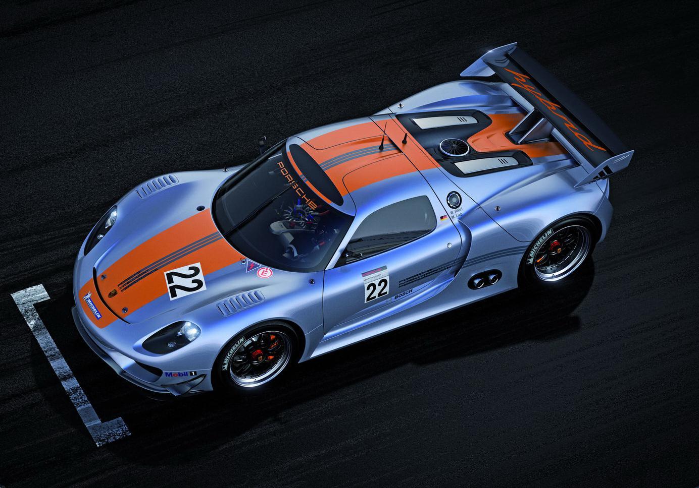 Porsche Working On Mid-engined Ferrari Fighter: Report