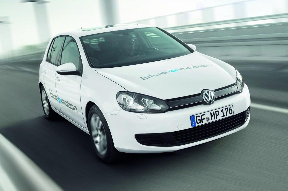 Volkswagen Commits To 2013 Golf EV Debut: Report