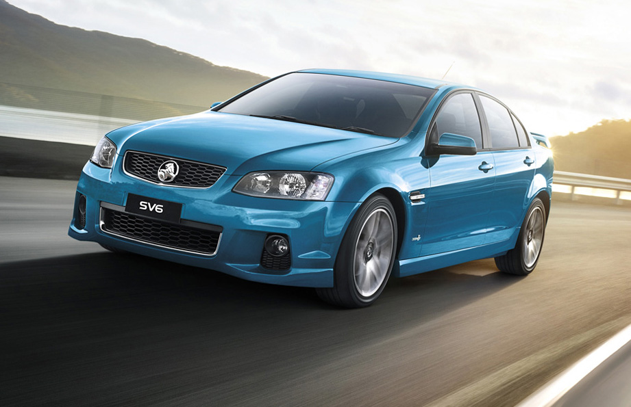 LPG Commodore And Caprice Variants Join Holden Line-up