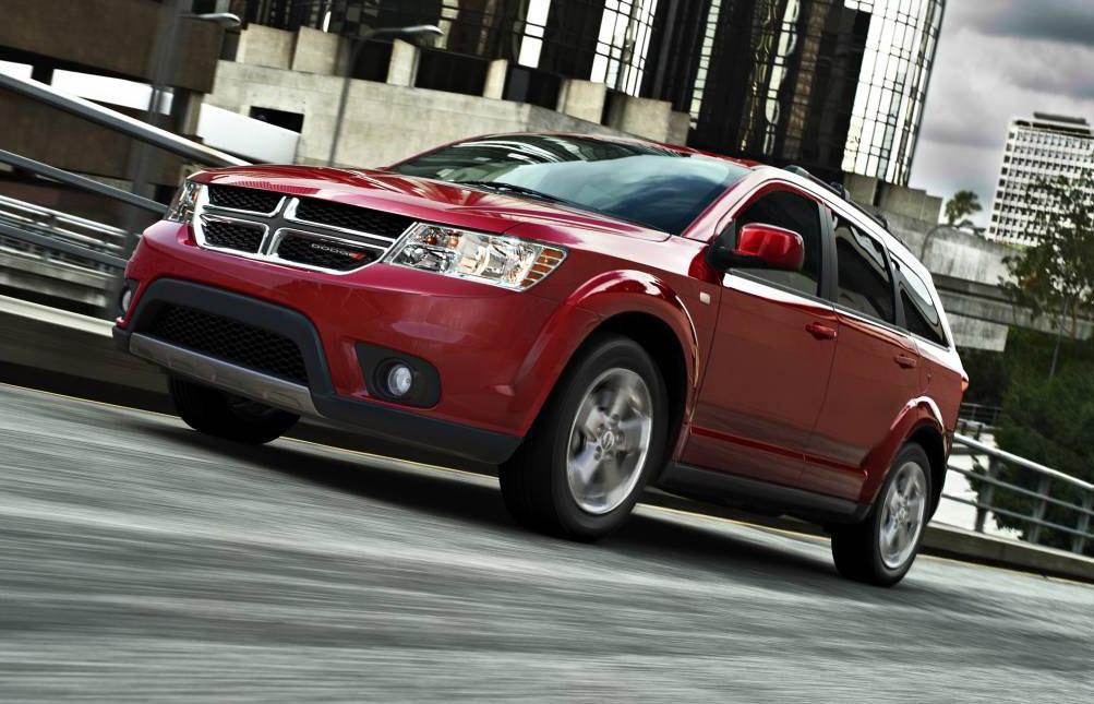 2012 Dodge Journey Update On Sale In Australia
