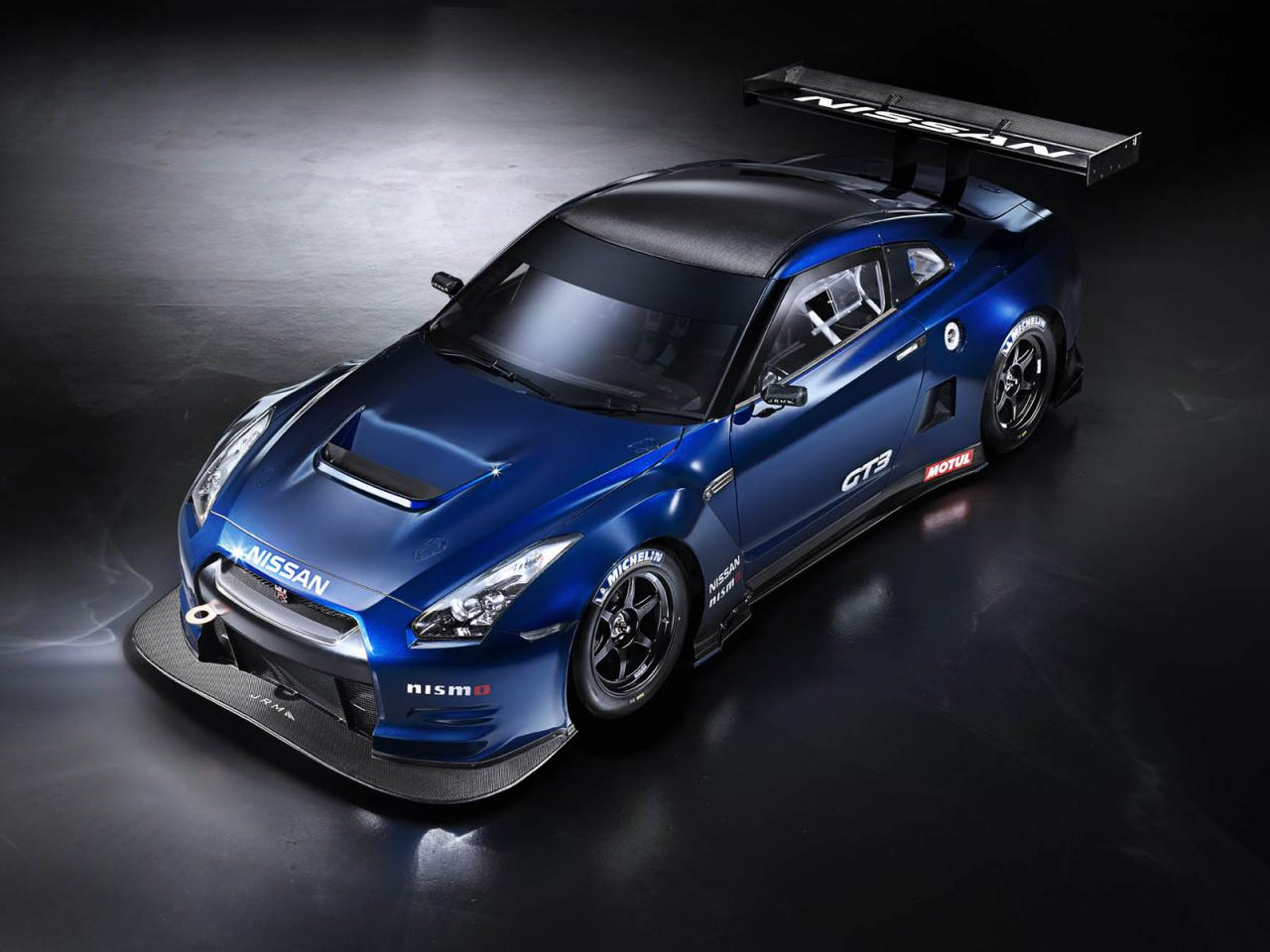 Nissan GT-R Nismo GT3 Ready To Race