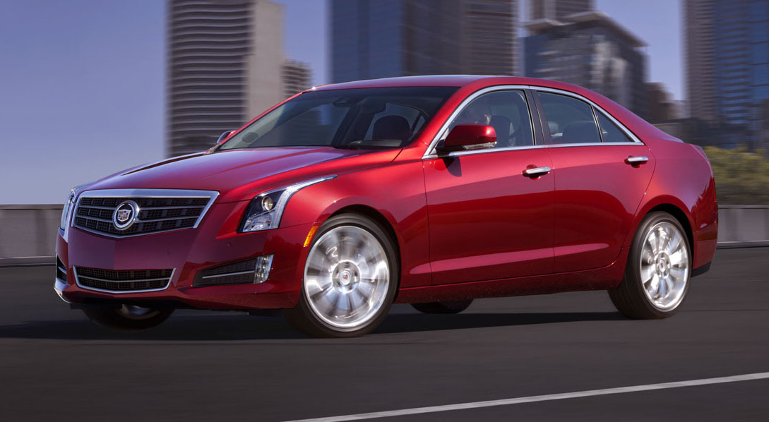 Cadillac ATS Arrives In Detroit, Puts Germans On Notice