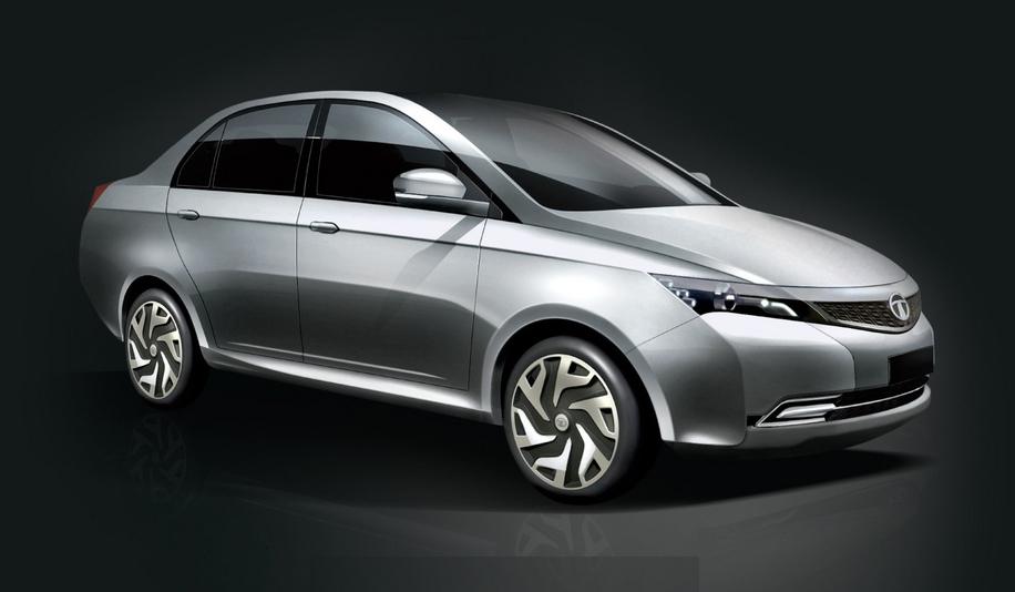 Tata, Mahindra Reveal Hybrid And EV Concepts In New Delhi
