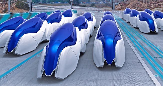 Autonomo 2030 Concept Imagines Self-driving Car Of The Future