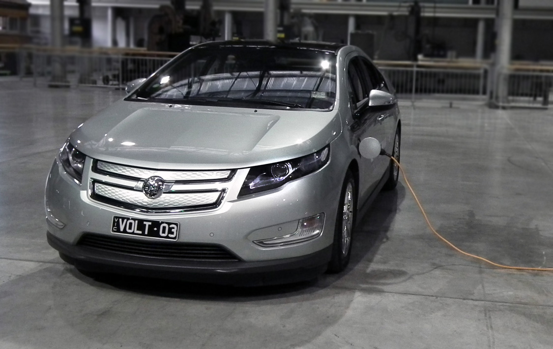 'Holden' Volt: Our First Drive