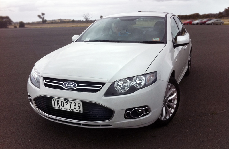 2012 Ford FG Falcon MkII EcoBoost Four-cylinder First Drive Review