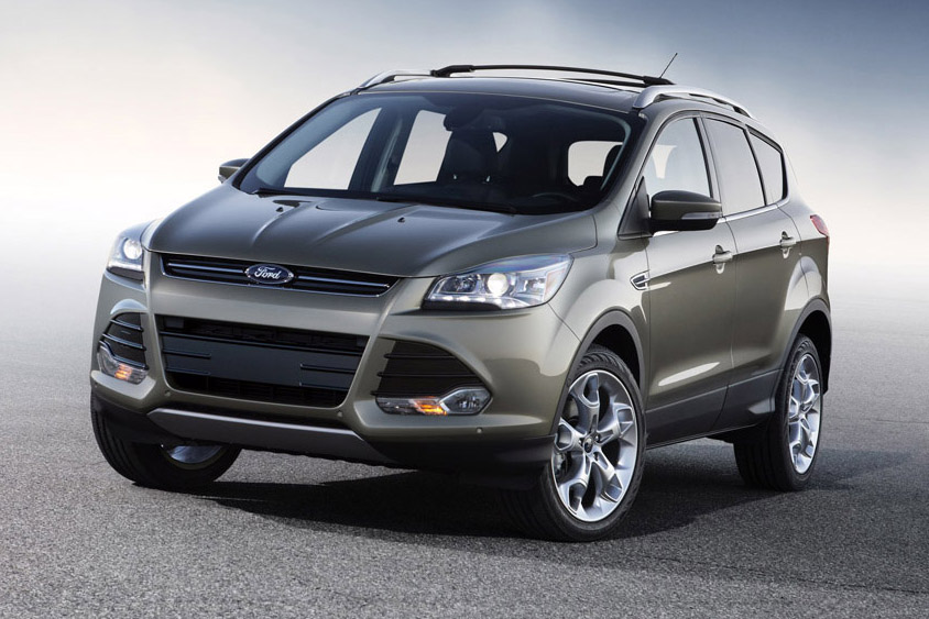2012 Ford Escape Revealed, Australian Launch Likely