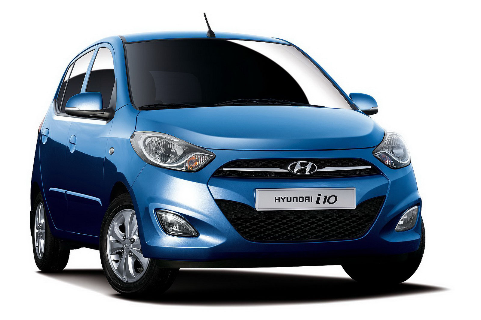 Hyundai i10 Not For Australia - 4-Star NCAP The Reason