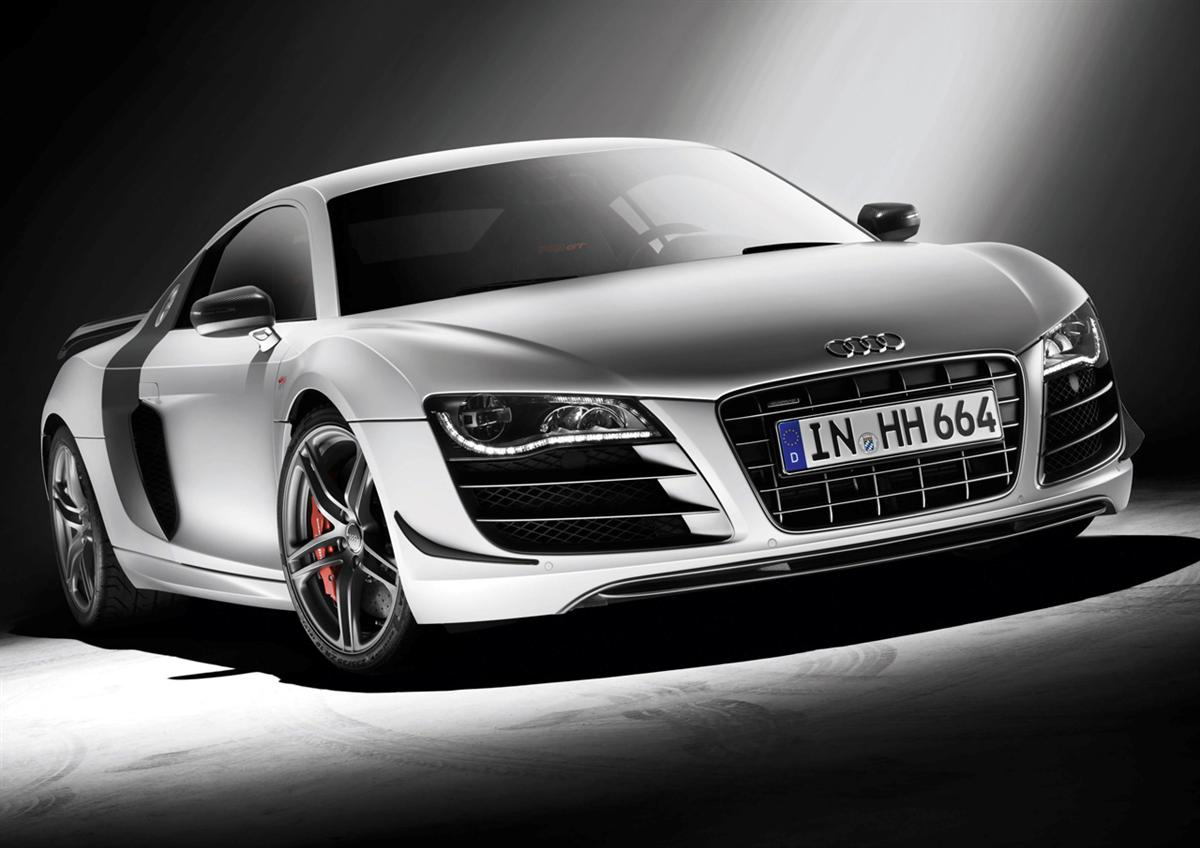 Next-Generation Audi R8 May Switch To Carbon Chassis: Report