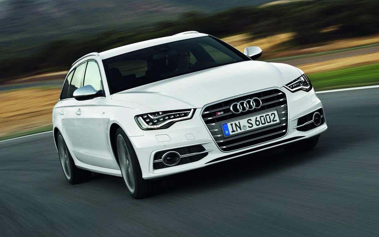 Audi Taking Over Frankfurt With New S Performance Models