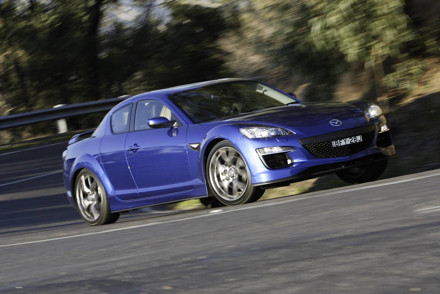 Declining Sales Spell An End For Mazda's RX-8 Sports Car
