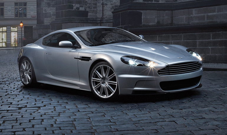 Aston Martin DBS Update Coming Late 2012: Report