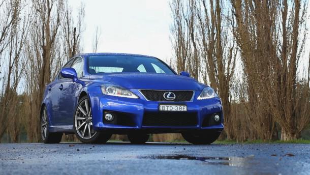 2011 Lexus IS F Review