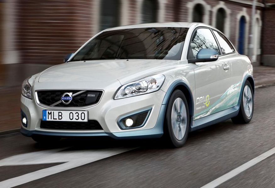 Volvo C30 Electric Enters Production