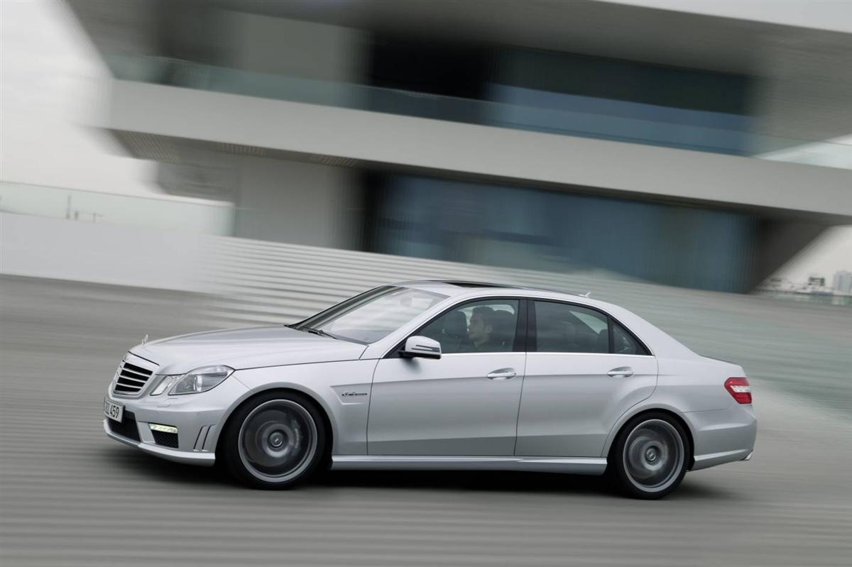 E 63 AMG   (W211)   2009
