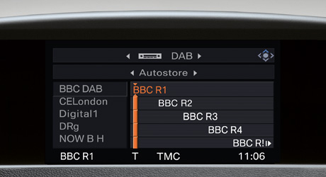 BMW To Offer Digital Radio From May