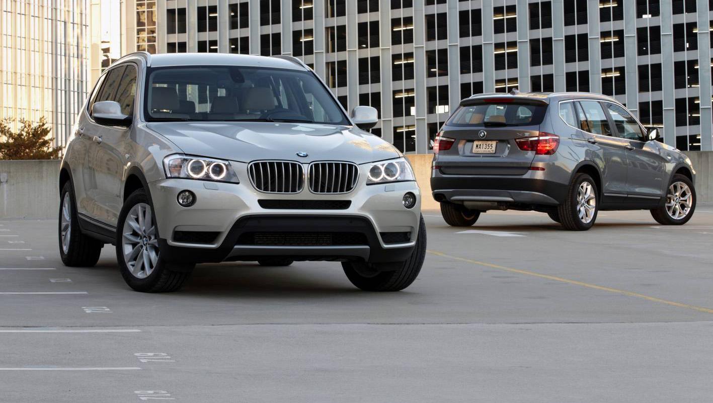 2011 BMW X3 On Sale In Australia