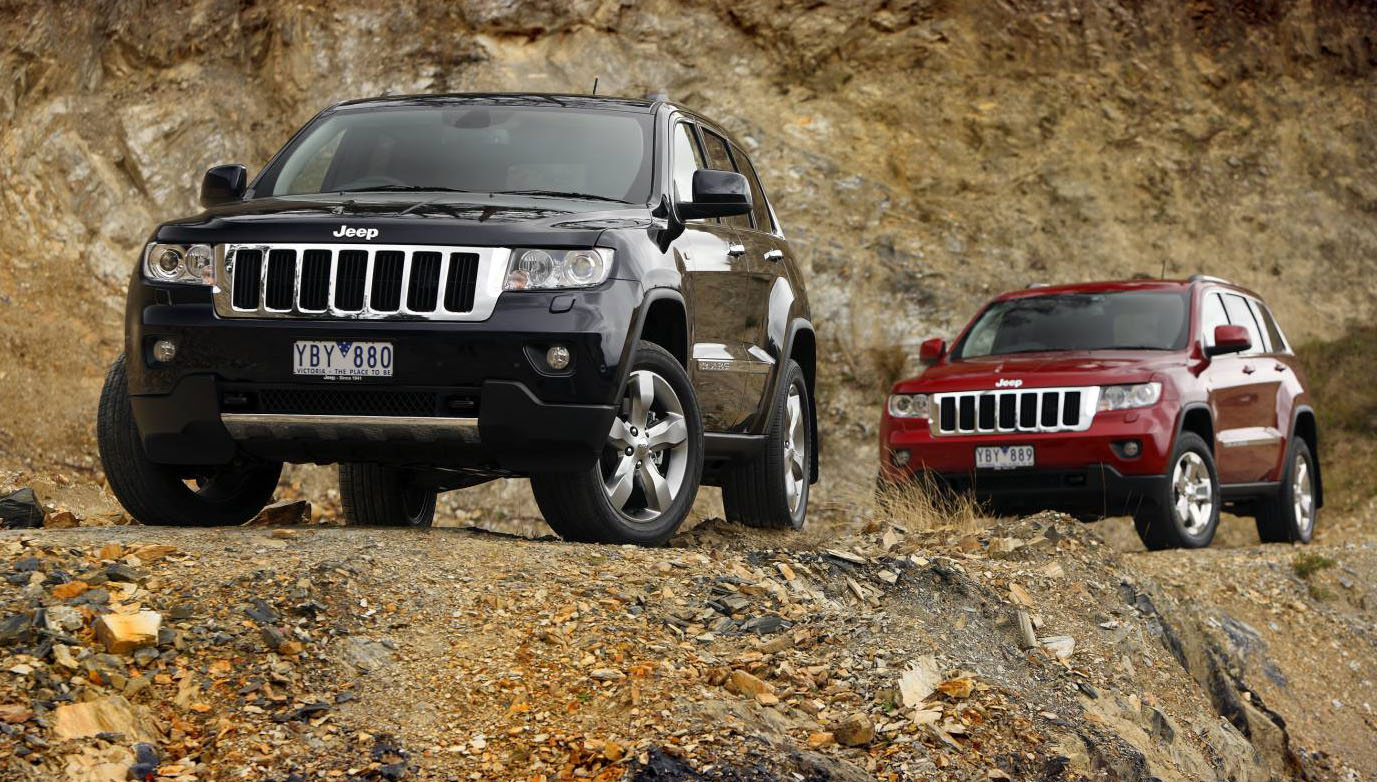 2011 Jeep Grand Cherokee Launched In Australia