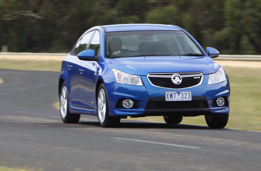2011 Holden Cruze SRi And SRi-V Revealed