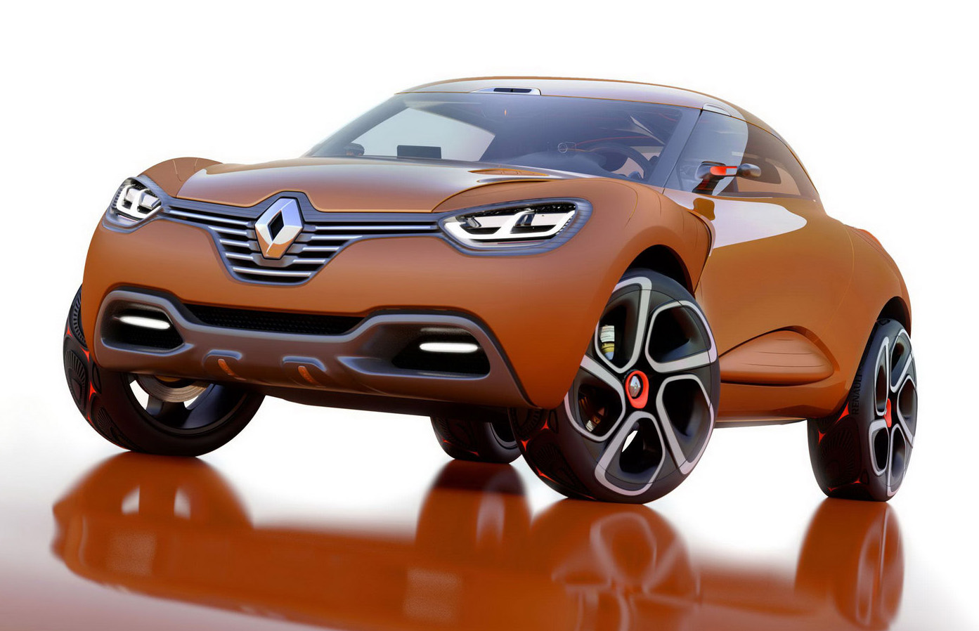 Renault Captur Hints At New Design Direction