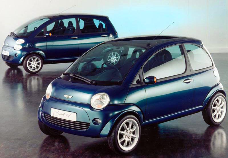 2011 Mini MINI Concept