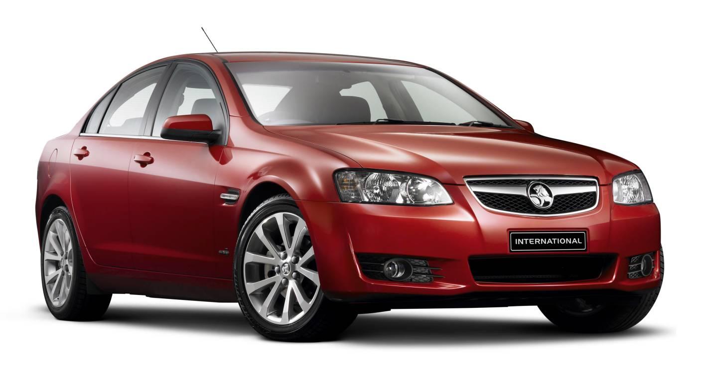 Holden Series II Berlina International Sedan And Sportwagon Announced