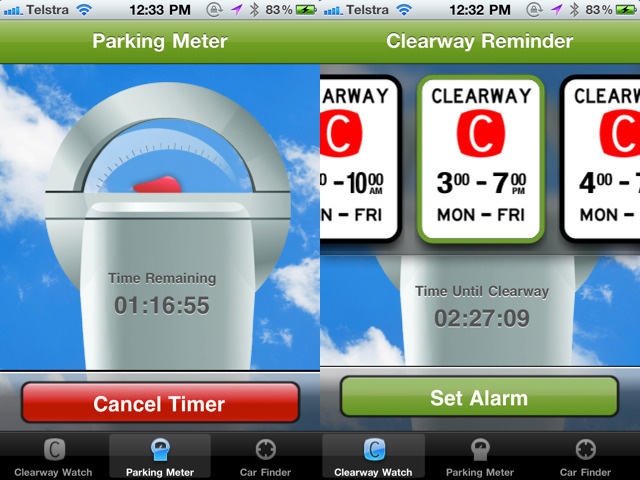 VicRoads Launches Parking And Travel iPhone And Android Apps